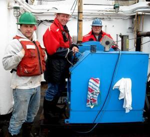 deck crew by meter