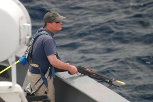 biopsy dolphin NOAA NEFSC research cruise marine mammal survey.