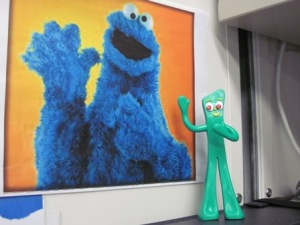 Gumby and