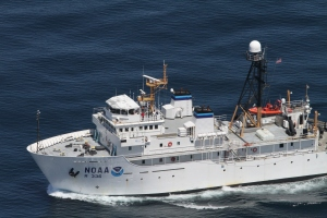 NOAa Ship Gordon Gunter
