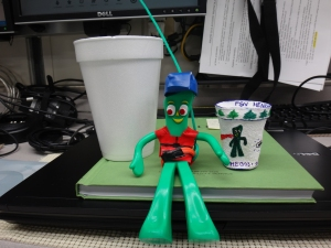 technician Gumby