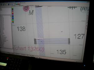 Jordan Bason grid lines