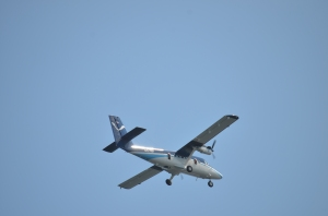 NOAa Twin Otter airplane